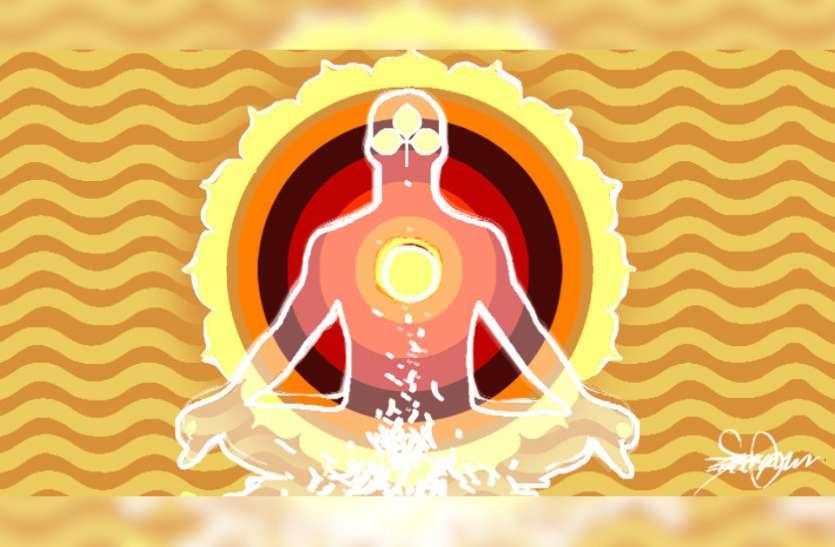 विज्ञान वार्ता - शरीर ही ब्रह्माण्ड