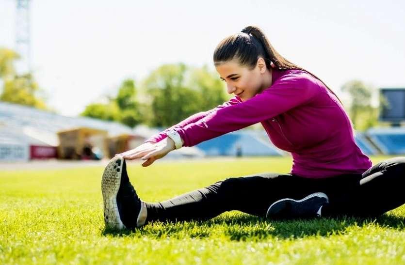 व्यायाम से पहले 15-20 मिनट वार्मअप से बचेंगे स्पोर्ट्स इंजरी से