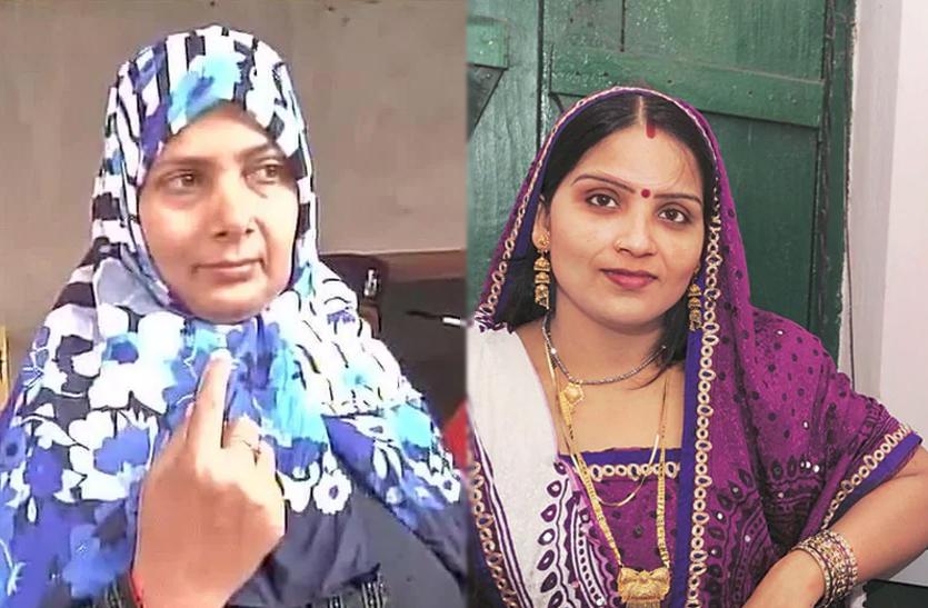 बिहार की इन लोकसभा सीटों पर होगा रोचक मुकबला, बाहुबलियों की बीवियां ठोक रही चुनावी मैदान मेें ताल