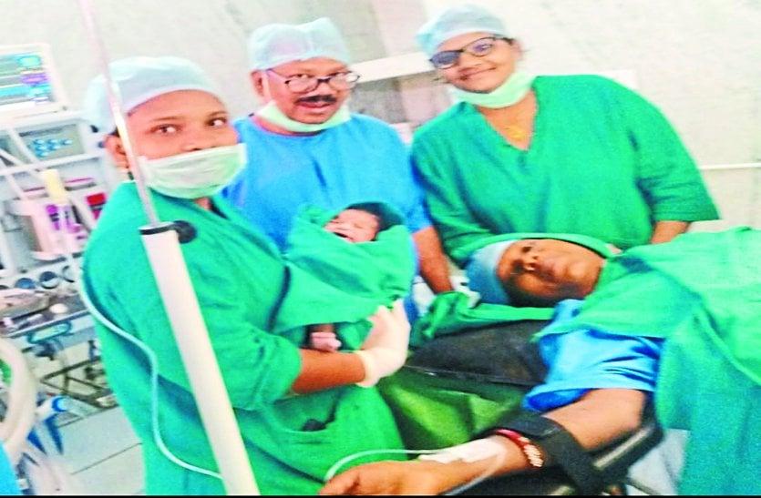 जिला अस्पताल बालोद में अब प्रतिदिन होगी इलेक्टिव सर्जरी, मिली बड़ी राहत