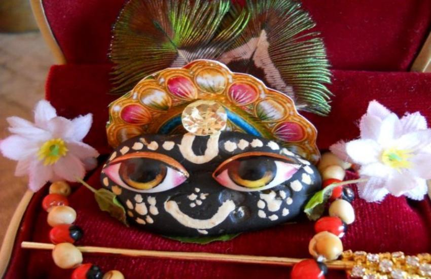 Worship Lord Shaligram To Get Prasie Of Lord Visnhu - शालिग्राम के रूप में  करें भगवान विष्णु की पूजा, जीवन में मिलेंगे ऐसे फायदे   Patrika News
