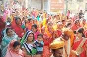 video: बैण्ड-बाजों ओर जयकारों के साथ निकाली भगवान की रथ व शोभायात्रा