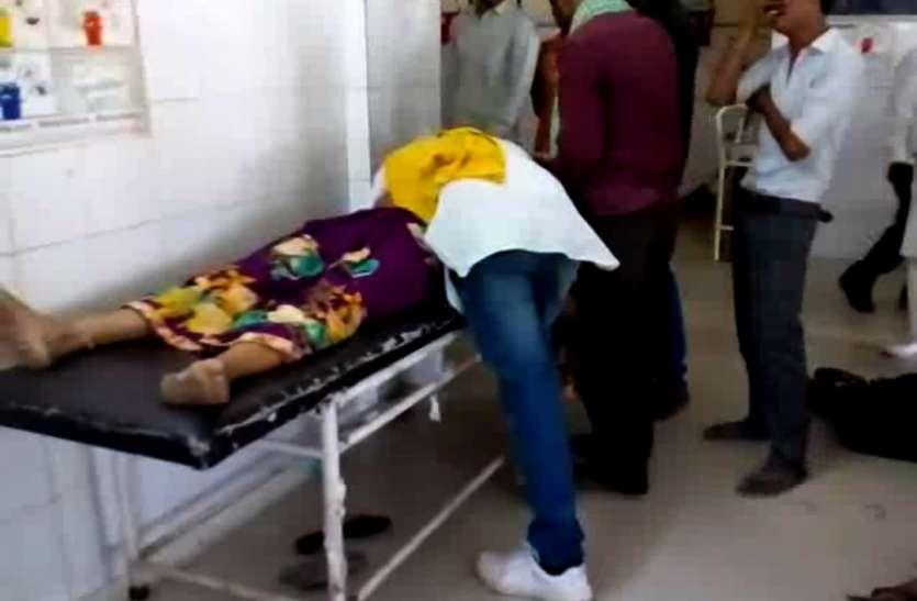 बलिया में 2 महिला समेत तीन की झुलसकर मौत, अस्पताल में देखने गयी मां भी सदमे से मरी