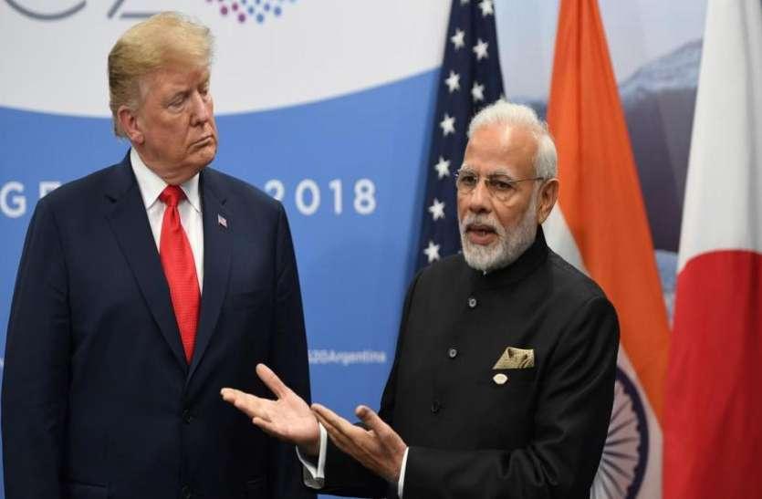 भारत ने उठाया एक बड़ा कदम, अमरीकी उत्पादों पर आयात शुल्क लगाने की समय सीमा बढ़ी