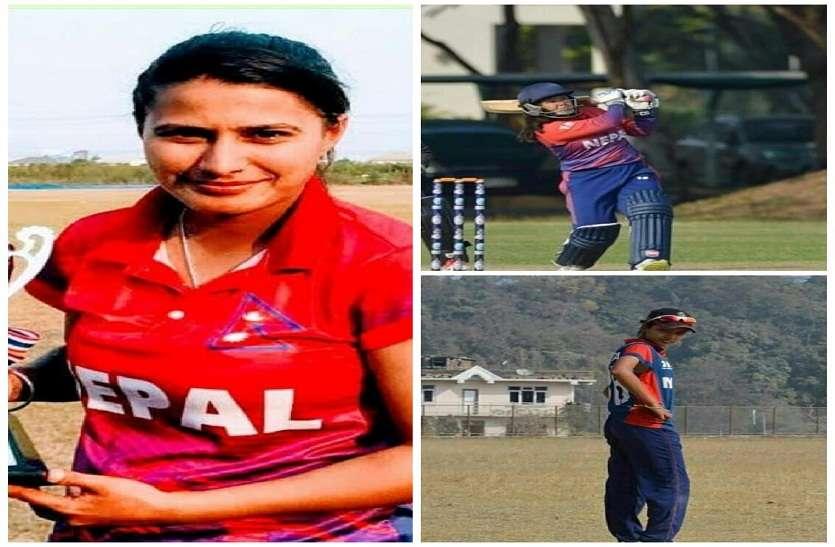 नेपाल की महिला क्रिकेट खिलाड़ी करेंगी मतदान के प्रति जागरूक