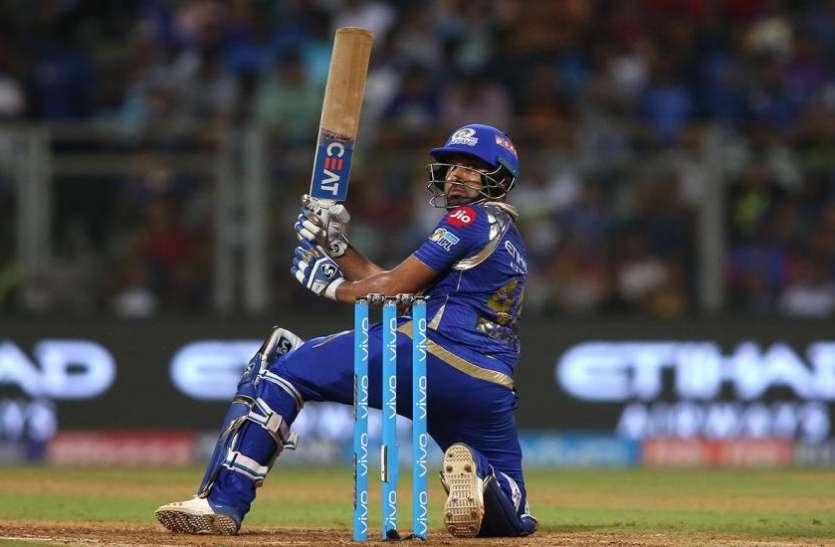 IPL 2019: मुंबई इंडियंस के कप्तान रोहित शर्मा पर लगा जुर्माना