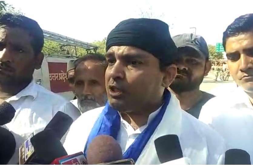 फिरोजाबाद से निर्दलीय प्रत्याशी पूर्व मंत्री ने किया बड़ा खुलासा, इन नेताओं से बताया अपनी जान को खतरा, देखें वीडियो