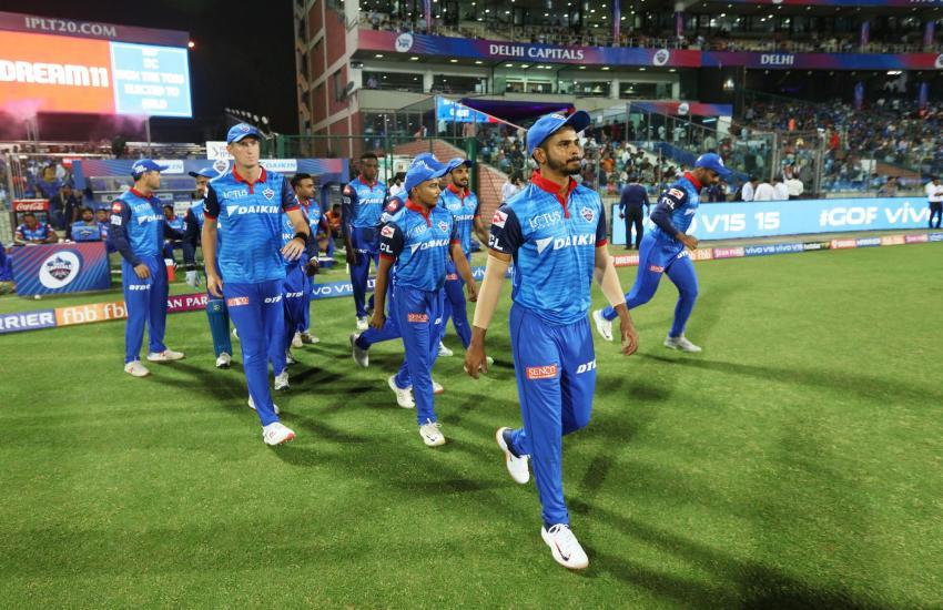 एक गलती की वजह से IPL के फाइनल में नहीं पहुंच पाई दिल्ली कैपिटल्स