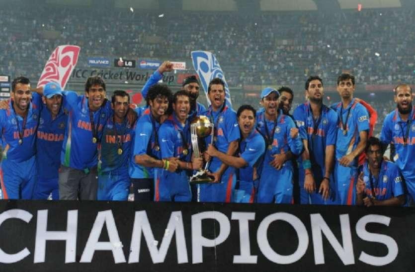 8 साल पहले आज ही के दिन भारत बना था विश्व चैंपियन, 28 साल बाद रचा था इतिहास