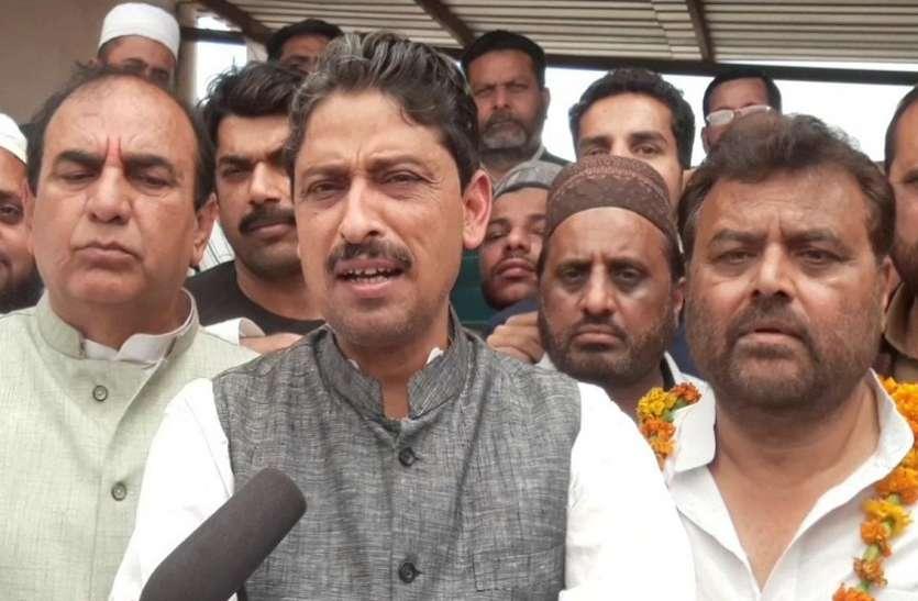 UP Budget 2020 : कांग्रेस लीडर इमरान मसूद ने बजट काे बताया कागजी