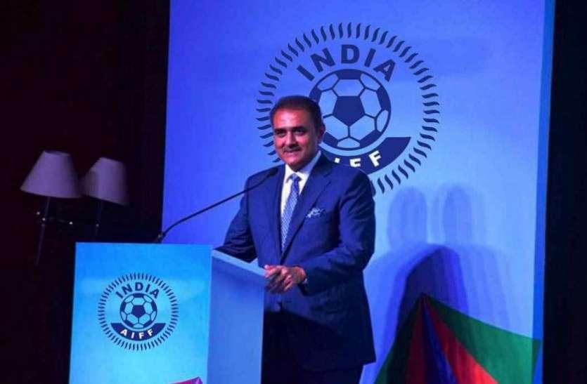 भारतीय फुटबॉल के बड़ा दिन, फीफा काउंसिल के सदस्य चुने गए प्रफुल्ल पटेल