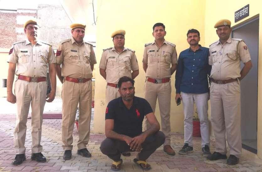 नशीली दवा की खेप मंगवा कर हनुमानगढ़ में सप्लाई करने वाले मोस्ट वांटेड पर पुलिस की नजर