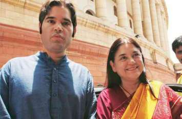 सपा प्रत्याशी ने वरुण गांधी को बताया बिगड़ैल बेटा, मेनका गांधी के बारे में कही ये बात