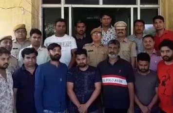 BIG News: कोटा पुलिस की सबसे बड़ी कार्रवाई, आईपीएल मैच पर 538 करोड़ का सट्टा पकड़ा