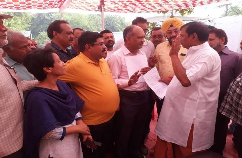 बीएसपी के नेताओं ने अपनी मांगों को घोषणा पत्र में शामिल करने की मांग