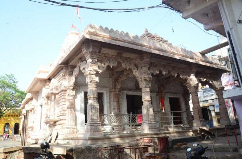 Corona virus effect: देवी मंदिरों के लिए विख्यात है प्रदेश का यह शहर, इस बार नहीं पहुंच पा रहे भक्त