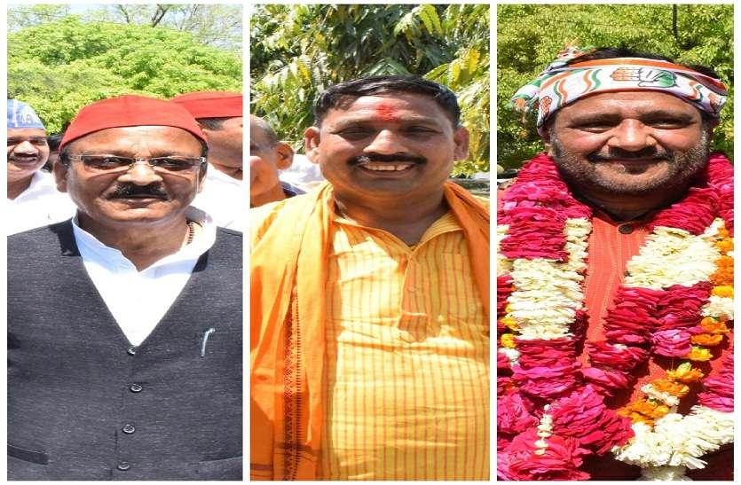 #Loksabhaelection2019: कांग्रेस, सपा औऱ भाजपा प्रत्याशियों ने पर्चा भरने के बाद कहा- हम ही जीतेंगे