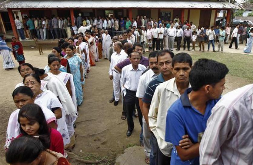 त्रिपुरा की दो लोकसभा सीटों से चुनावी संग्राम में 23 प्रत्याशी ठोक रहे ताल, बहुकोणीय हुआ मुक़ाबला