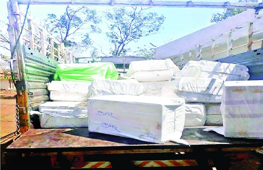 जांच में पकड़ा गया 1230 किलो  पनीर, 350 किलो नकली मावा