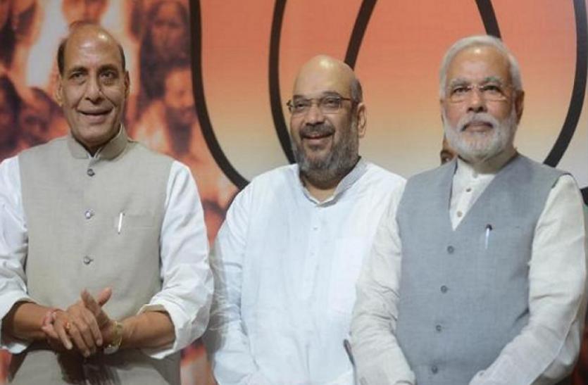 बसपा-सपा और कांग्रेस को जोरदार झटका, कई बड़े नेताओं ने ज्वाइन की भाजपा, बॉलीवुड एक्टर भी शामिल