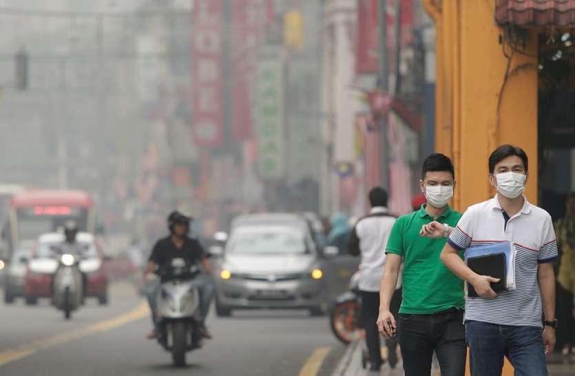 दूषित हवा उम्र कम करने के साथ जानलेवा बीमारियां भी दे रही है