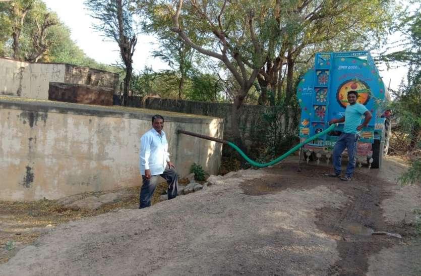 ग्रामीणों को मिलेगी पेयजल समस्या से राहत