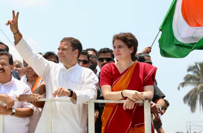 प्रियंका गांधी ने भाई राहुल की तस्वीर शेयर कर लिखा भावानात्मक मैसेज, 'टेक केयर वायनाड'