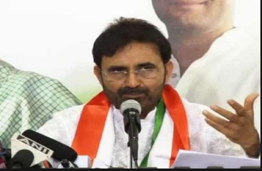 बिहार में सीट बंटवारे से नाराज कांग्रेस कार्यकर्ताओं ने किया हंगामा, प्रभारी ने सार्वजनिक मांगी माफी