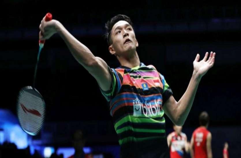 मलेशिया ओपनः क्वार्टर फाइनल में पहुंचे जोनाथन क्रिस्टी