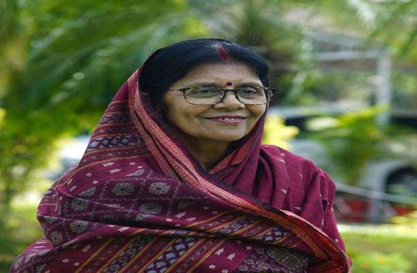 ज्योत्सना की पृष्ठभूमि सियासी, इसलिए मिला टिकट, कोरबा से कांग्रेस प्रत्याशी