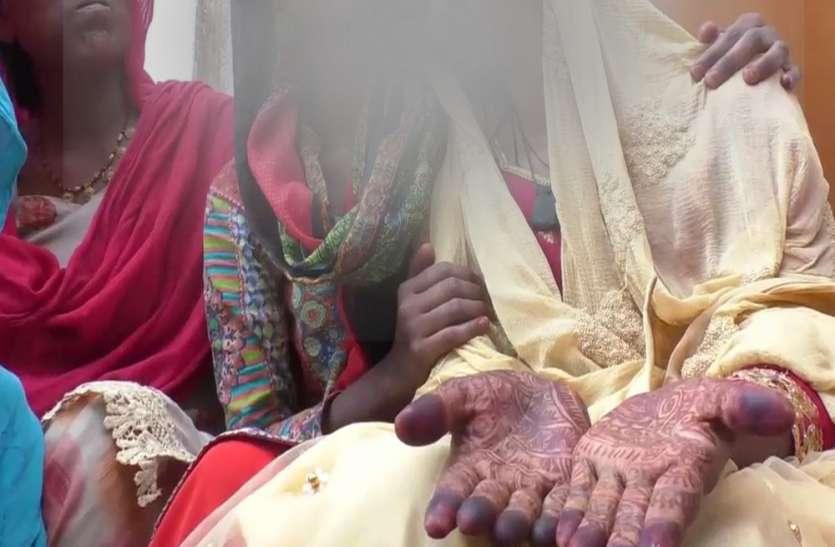 शादी के तीन दिन बाद जो हुआ उससे सुन पूरा गांव सन्न है.. पति और ससुर 72 घंटे में ही कर डाला...