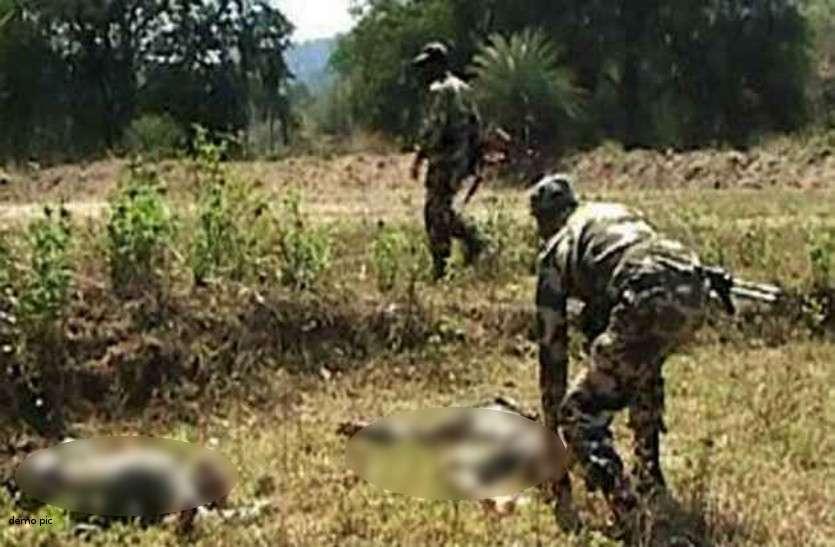 लोकसभा चुनाव से पहले नक्सलियों ने सुरक्षा बालों पर किया का बड़ा हमला, BSF के चार जवान शहीद