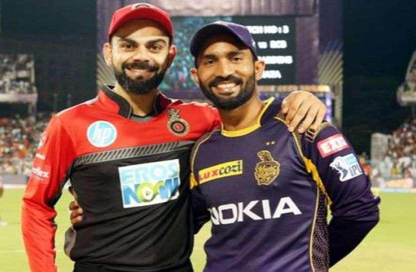 IPL-12 : किसी हाल में लगातार पांचवीं हार नहीं चाहेंगे विराट, कोलकाता भी जीत के लिए लगाएगी जोर