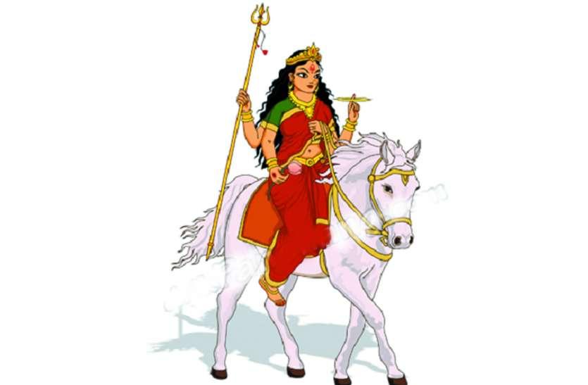 इस बार घोड़े पर सवार होकर आएंगी देवी मां, होगा धार्मिक कार्यों का शुभारंभ