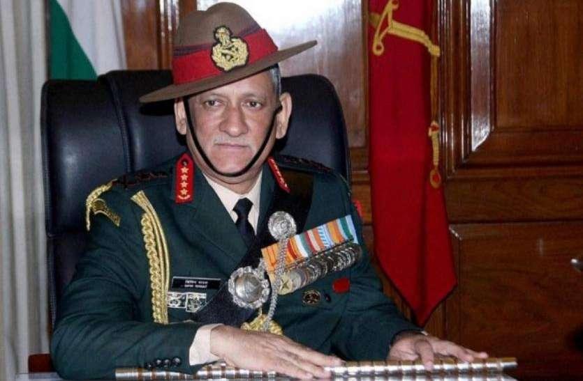 अमरीका दौरे पर भारतीय सेना प्रमुख जनरल विपिन रावत, हॉल ऑफ फेम से हुए सम्मानित