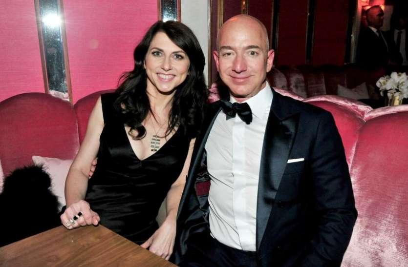 दुनिया के सबसे अमीर आदमी से तलाक लेने के बाद ये महिला बनी 2.52 लाख करोड़ की मालकिन