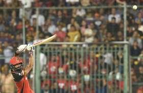 PICS- चिन्नास्वामी में हुई चौकों-छक्कों की बरसात, विराट और एबी डिविलियर्स ने केकेआर की गेंदबाजी को धुन के रख दिया
