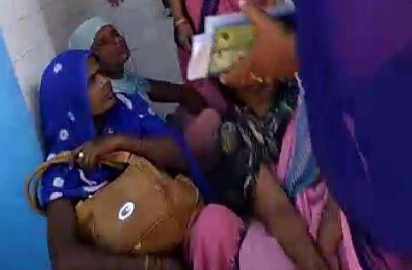 यहां मीजल्स-रूबेला टीकाकरण में वित्तीय अनियमितता का आरोप, वीडियो में कैद हुई गंभीर मनमानी