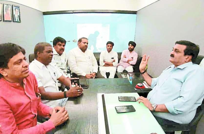 कांग्रेस प्रवक्ताओं की लगाई क्लास