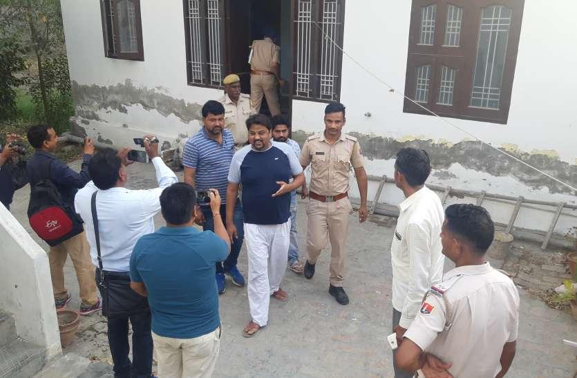 क्रिकेट बुकी चलाते दबोचा, पार्षद पति सहित छह गिरफ्तार