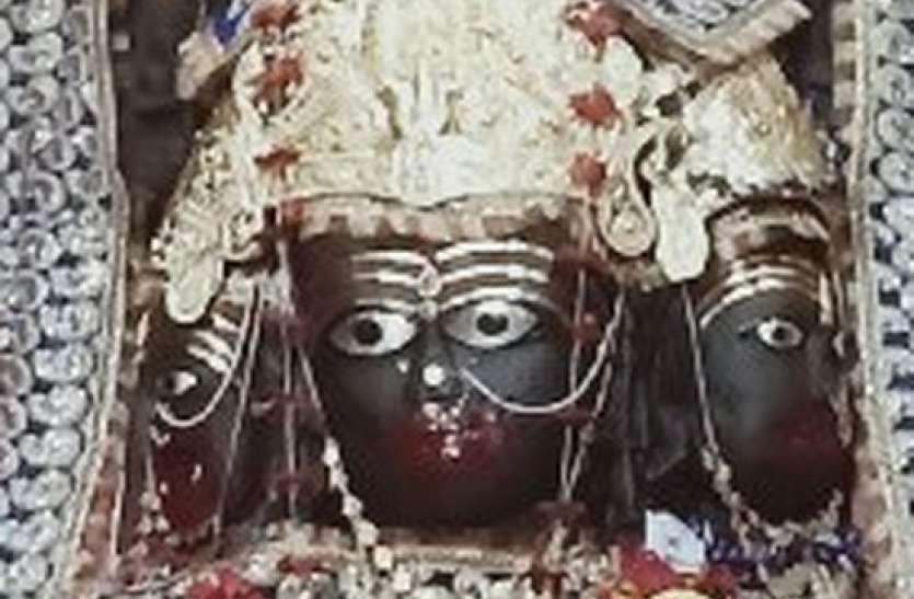 एक हजार साल पुरानी है इस देवी की प्रतिमा, भूमि से हुई थीं अवतरित
