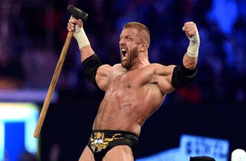 #WWE ट्रिपल एच ने निकाली बतिस्ता की हेकड़ी, देखें- WrestleMania के प्रमुख मैचों के परिणाम