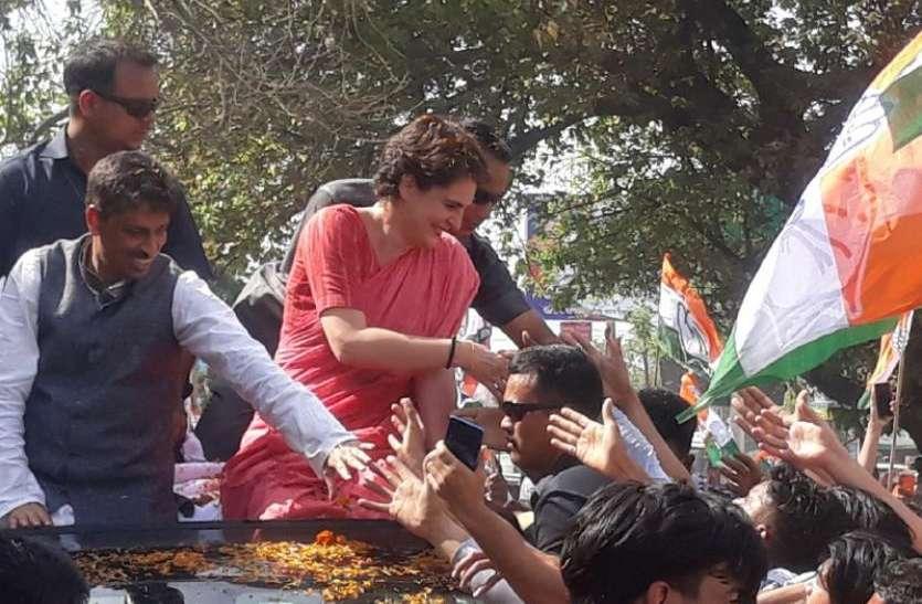 इमरान मसूद के समर्थन में पहुंचीं प्रियंका गांधी वाड्रा ने सुरक्षा घेरा तोड़ लोगों के साथ ली सेल्फी- देखें वीडियो