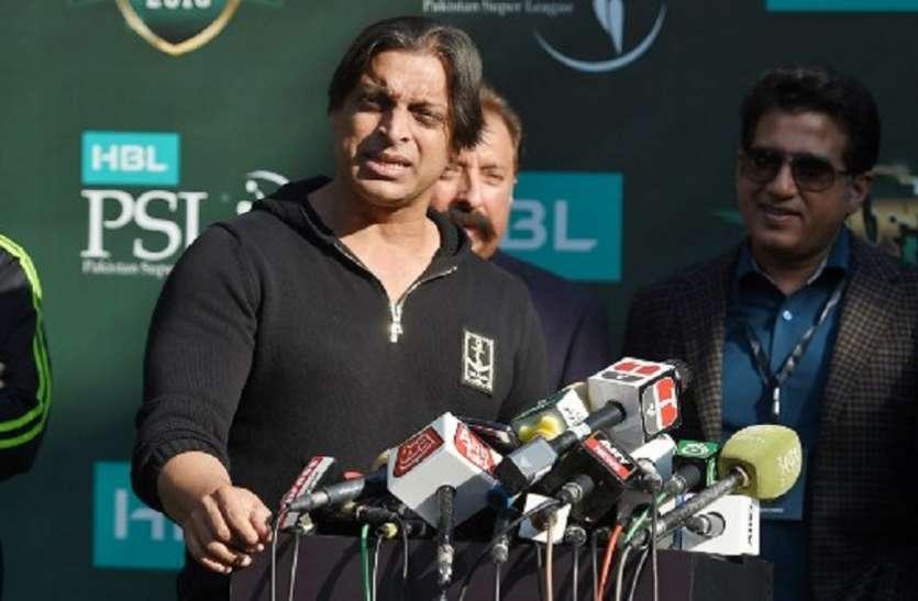 शोएब अख्तर ने किया आर्टिकल 370 हटने का विरोध, भारत के खिलाफ दिया बड़ा बयान