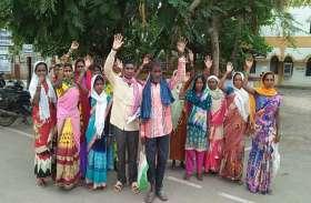 ग्रामीणों ने दी चेतावनी, कहा- अगर खत्म नहीं हुआ पेयजल संकट तो नहीं करेंगे वोटिंग