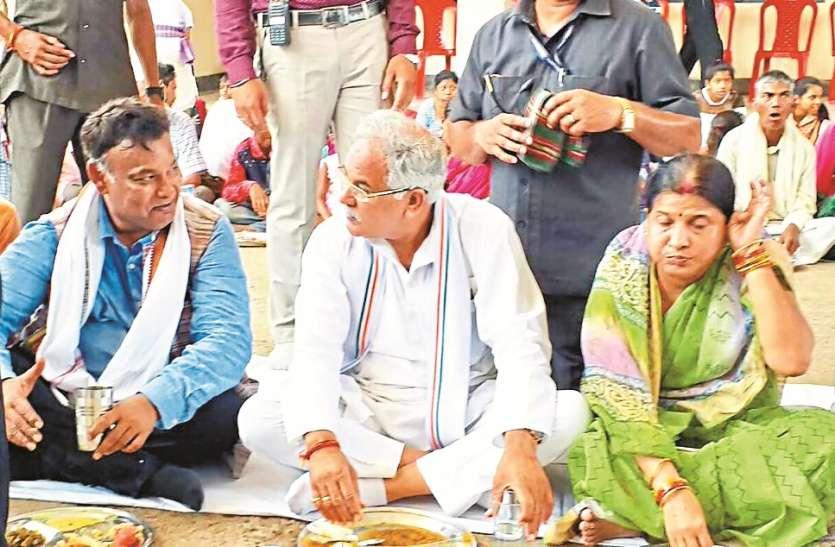 मुख्यमंत्री भूपेश ने कहा ऐसा कोई सगा नहीं जिसे डॉ.रमन सिंह ने कभी ठगा नहीं, हाँ हमने कर्ज लिया लेकिन ये किसानों का कर्ज  माफ करने लिया है