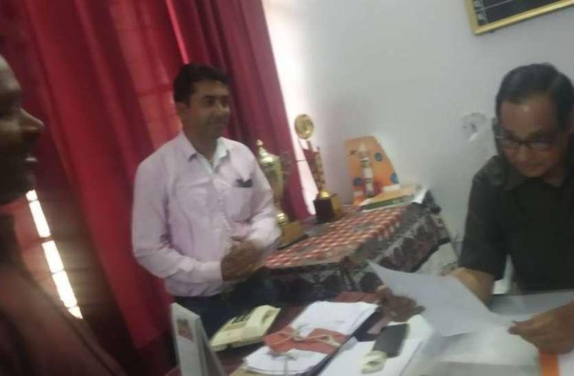 प्रतापगढ़ को जिला बने 11 साल हो गए, लेकिन शिक्षकों की सूची अब भी चित्तौडगढ़़ से ही