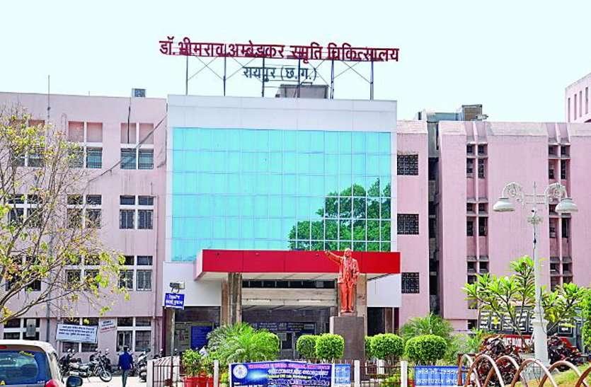 अंबेडकर अस्पताल के बंद कमरे खोलेंगे पूर्व CM के दामाद पुनीत गुप्ता के राज
