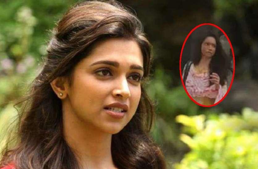 'Chhapaak' की शूटिंग के दौरान सड़क के बीचो-बीच खड़ी थीं दीपिका, नहीं पहचान पाया कोई