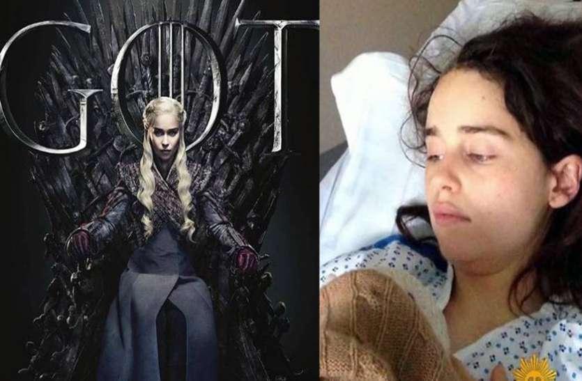 जिंदगी और मौत से लड़ रही थी 'GOT' की ये ड्रेगन क्वीन, बताया- कैसा था मौत के करीब जाना